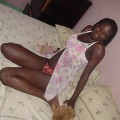 Africa tour - naked black amateur girl 04