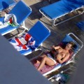 Voyeur pics from a pool in cyprus