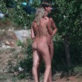 Amateur Naked Family ( Nudists Holiday ) - 4
