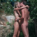 Amateur Naked Family ( Nudists Holiday ) - 24