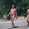Amateur naked family ( nudists holiday )
