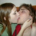 Hot amateur redhead hippy teen girlfriend