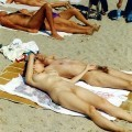 Voyeur shoots at nude beach