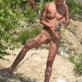 Voyeur Shoots at Nude Beach - 35