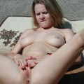 Amateur nude spread legs competition 2
