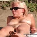 Amateurs young nudist - spy photos no.05