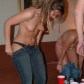 Drunk amateur babes