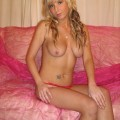 Blonde amateur teengirl