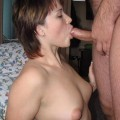 Girlfriends blowjobs and cumshots