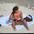 Voyeur - some pics from costinest nudist beach