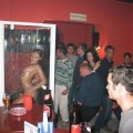 Party - club naked girls