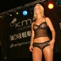 Swedish lingerie catwalk