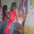 Stripper party