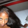 A very nice black amateur teen