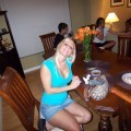 Amateur another blonde hot girl