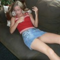 Amateur teen girlfriend