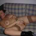 Amateur girlfriend french