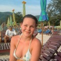 Amateur girlfriend anna on holiday
