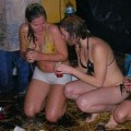 College initiations: party nudity. part 2.
