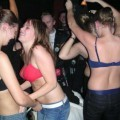 College initiations: party nudity. part 1.