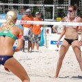 Beach volleyball ass shots