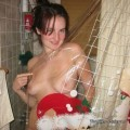 Young amateurs girl in the shower no.06