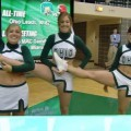 Ohio univ cheerleaders party