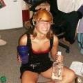 Ohio univ drunk girls party