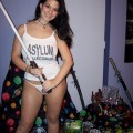 Sexy starwars girl with big boobs