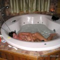 Young amateurs girl in bath no.04