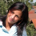 Teen girlfriend - nice brunete
