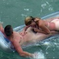 Beach voyeur - couples having fun fuck - 27