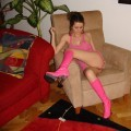Russian amateur girl serie 359