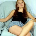 Russian amateur girl serie 361