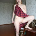 Russian amateur girl serie 357