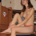 Russian amateur girl serie 278