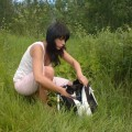 Russian amateur girl serie 350