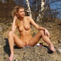 Russian amateur girl serie 339