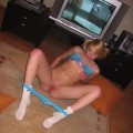 Russian amateur girl serie 329