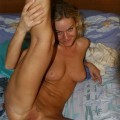 Russian amateur girl serie 309