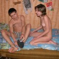 Russian youngsters hardcore - serie 17