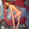 Russian amateur girl serie 302