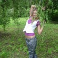 Russian amateur girl serie 293