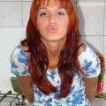 Russian amateur girl serie 95