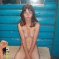 Russian amateur girl serie 260