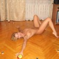 Russian amateur girl serie 63