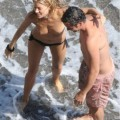 Celeb - sienna miller topless at the beach