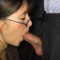 Dirty wife dildoplay and cocksucking