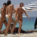 Nudist Beach Fun  - 2