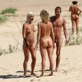 Nudist Beach Fun  - 21